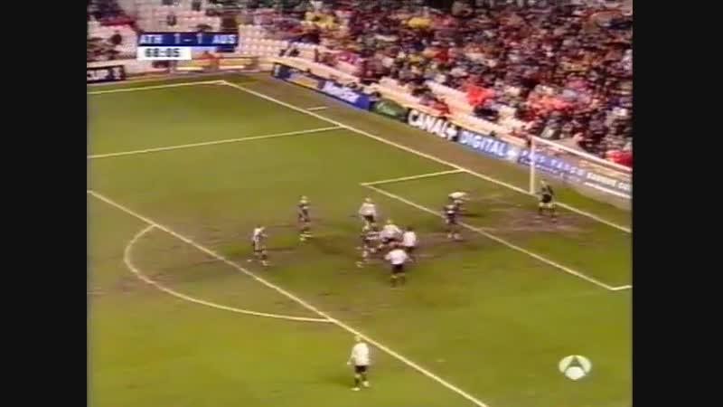 Athletic de Bilbao vs Austria 2 parte Wien 2004-2005