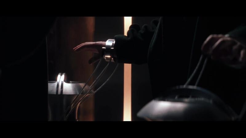 Росомаха против Саблезубого. Магнето приводит машину в действие Люди Икс