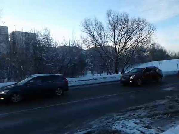 Runpatrol транспортный коллапс в 8мкр. Одинцово часть2