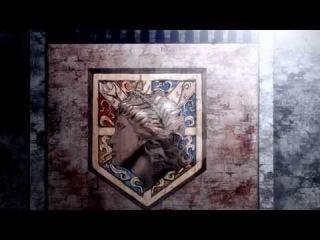 進撃の巨人 OP 1 / Вторжение титанов / Вторжение гигантов / Shingeki no Kyojin OP 1  opening 1