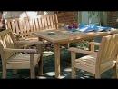 Малые формы 5 Элементы садовой мебели