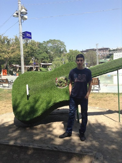 Алекс Товмасян, 2 апреля , Белгород, id109103318