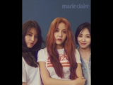 [Marie Claire Korea] That's My Girls