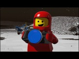 LEGO Worlds - Classic Space Pack Trailer