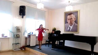 Щербакова Диана - Витторио Монти