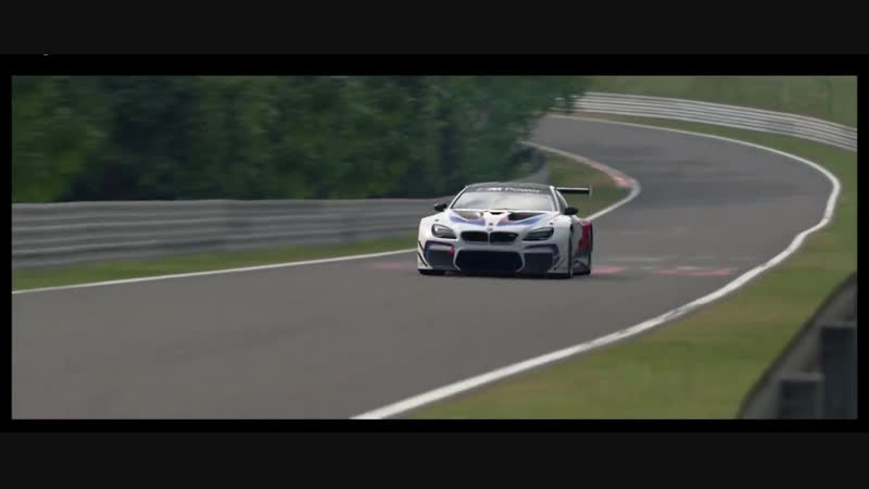 BMW M6 7.04 replay