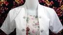 Cara menjahit blouse model sederhana (35)
