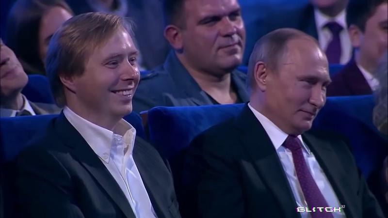 Семён Слепаков спел Путину в кремле все в ШОКЕ HD
