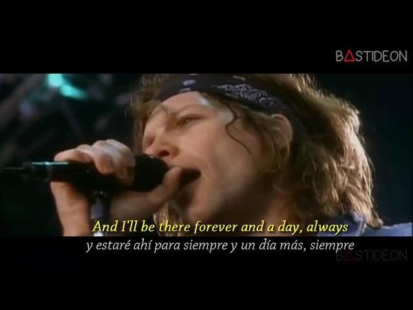 Bon Jovi - Always (Sub Español Lyrics)