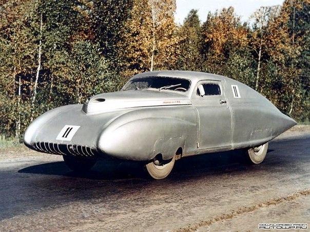 """""""Победа-Спорт"""" (ГАЗ-СГ1) 1955 год."""