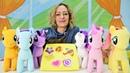 Spielzeugvideo für Kinder - Wir machen Plätzchen für My Little Pony