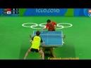 Zhang Jike vs Jeoung Youngsik - Rio 2016 -