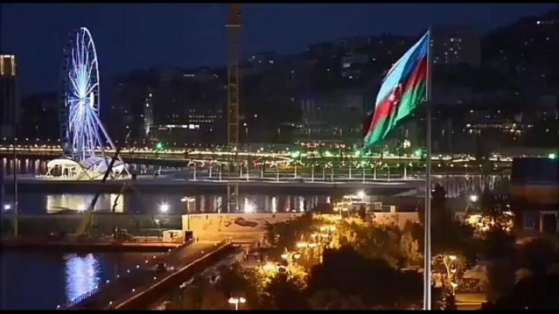 Baku Gozel Azan sesi Баку очень красивый Азан
