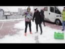 ChebuRussiaTV СДЕЛАЛИ DIY СНЕЖНУЮ БАЗУКУ И ОНА РАБОТАЕТ