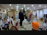 Александр Александрович Ковалкин в роли Деда мороза у своего сына Ромки))) Рома папу не узнал, вот так!!!