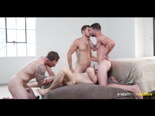 Next door originals - tag teaming dante - dante martin, markie more, johnny hill  carter woods [720p]