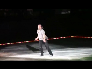 Танец под песню Высоцкого - выступление Ильи Авербуха (2010 г. )