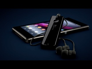 Xperia™ Z1 and Smart Bluetooth® Handset SBH52 - perfect partners
