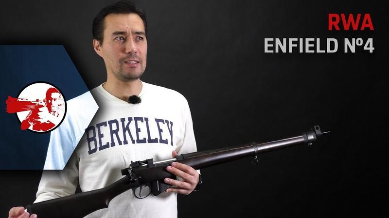 Lee Enfield Rifle №4 от RWA