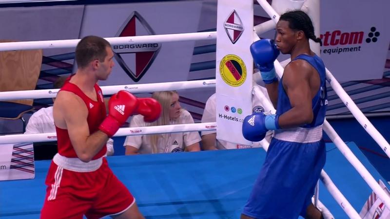 (1/8 финала) 81kg - Michel de Souza (BRA) vs. Shabbos Negmatulloev (TJK) | Damir Plantic (CRO) vs. Carlos Mina Caicedo (ECu)