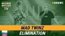 Mad Twinz from Russia - Tag Team - 5th Beatbox Battle World Championship