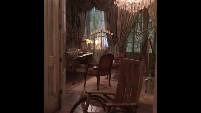 Get a lil tour of Lilliths place....available for rent for the simple amount of Death lol - Shadowhunters ShadowhuntersSeason3 B