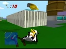 The Simpsons Road Rage Gameplay Part One GameCube 2001