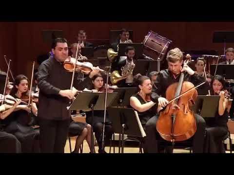 Brahms doble concerto