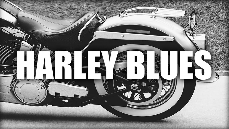 Harley Blues | Upbeat Blues Music in the Spirit of Harley Davidson Motorcycles | Blues Harmonica