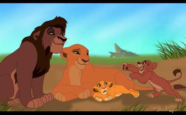 король лев 4 месть зиры слушать