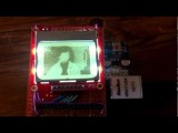 Video playing on Nokia 3310 LCD with Arduino and SD Card