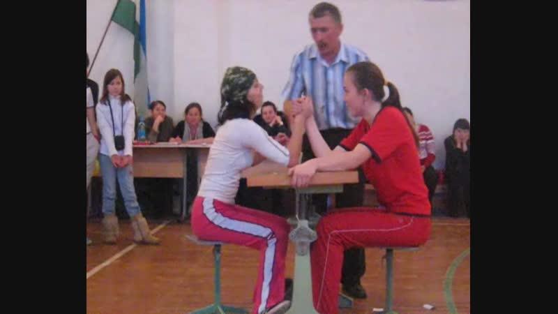 Сегодня праздник у девчат 2 ( Караяр 2008 год )