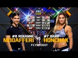 The Ultimate Fighter 27 — FINALE Roxanne Modafferi vs. Barb Honchak