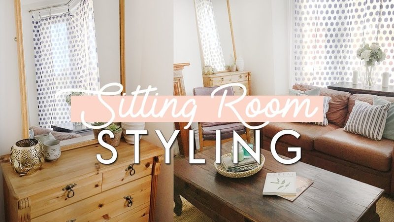 Sorting and Styling the Sitting Room | Home Renovation DIYary ep 7