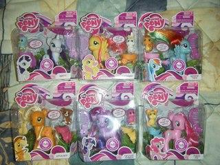 игрушки для девочек пони с замком