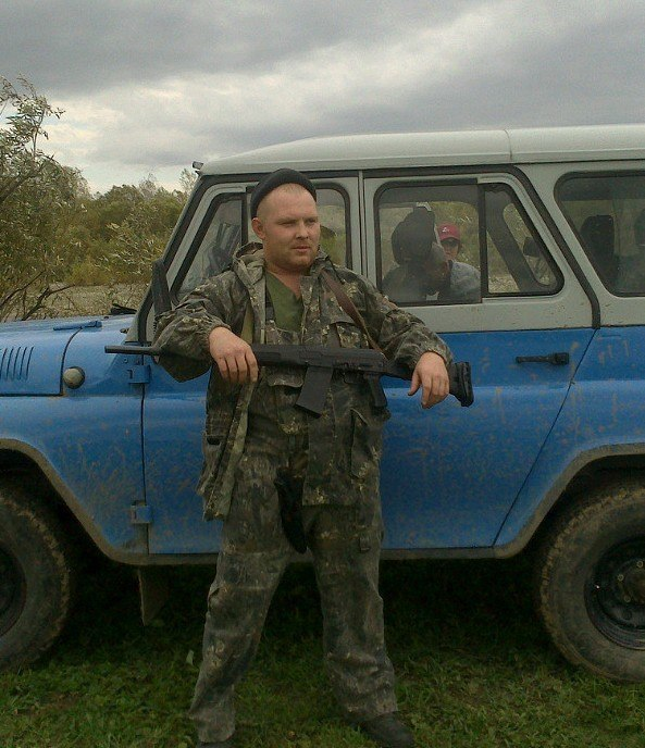 Александр Корепанов   Новокузнецк