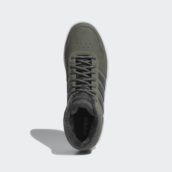 Утепленные кроссовки Hoops 2.0 Mid