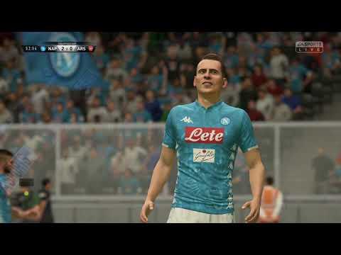 FIFA 19, 14 финала, (Троц vs Карпов, игра 2)