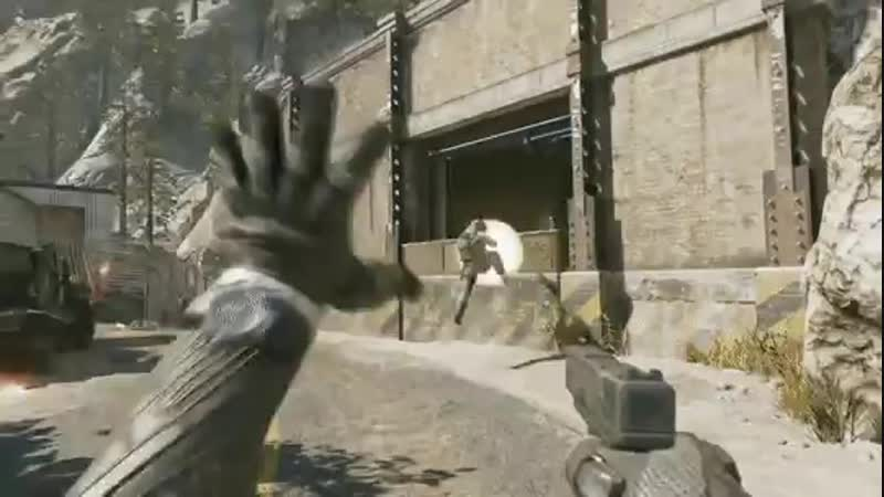 Give us gestures instead of emotes like IW they are faster to do in a fast paced game. Black Ops 4