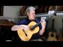 Almansa 449 Flamenco Guitar 1998