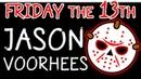 Джейсон Вурхиз ЛЕГО Минифигурка Пятница 13 обзор лего минифигурки Джейсон Вурхиза Jason Friday 13