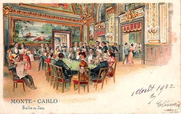 История казино: Лас-Вегас - ВКонтакте