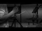 Oxxxymiron - Всего Лишь Писатель (drum cover)