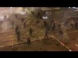 Бойня в Испании, фанаты Спартак Москва VS Атлетик Бильбао
