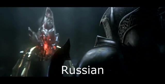 Malthael - Russia vs Japan