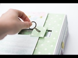 A box for your photo album (tutorial)Коробочка для фото альбома(мк)