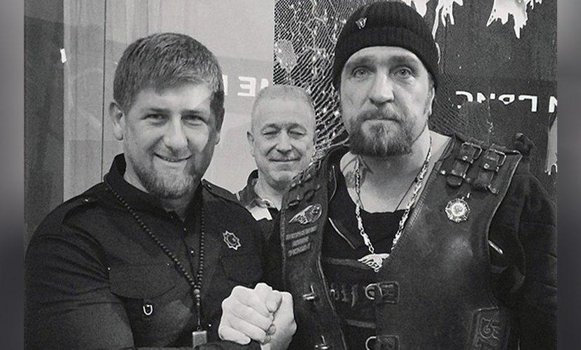 Глава Чечни наградил лидера «Ночных волков» орденом Кадырова
