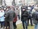 Антифашистский митинг в Херсоне 1 марта 2014 г.