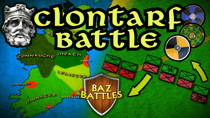 Brian Boru and The Battle of Clontarf 1014 AD