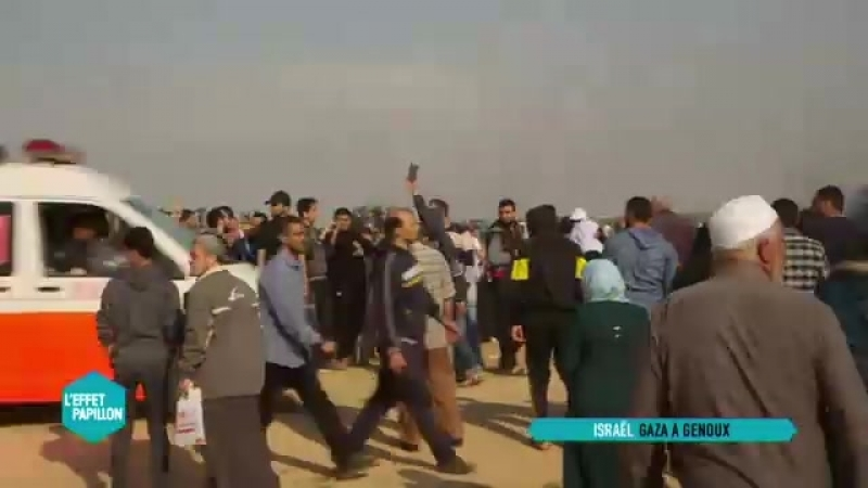 Gaza à genoux